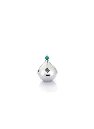 Decoristan Mini Zen Lokumluk Gümüş